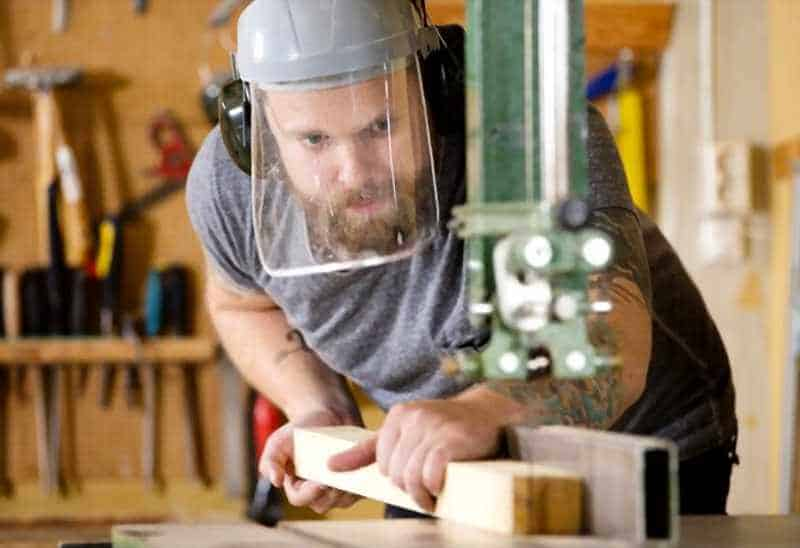 Use A Bandsaw
