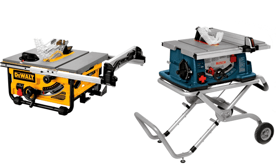 8 Different Types Of Table Saws & Uses (With Pictures)