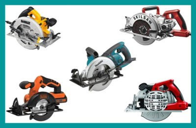 9 Different Types of Circular Saws (with Pictures)