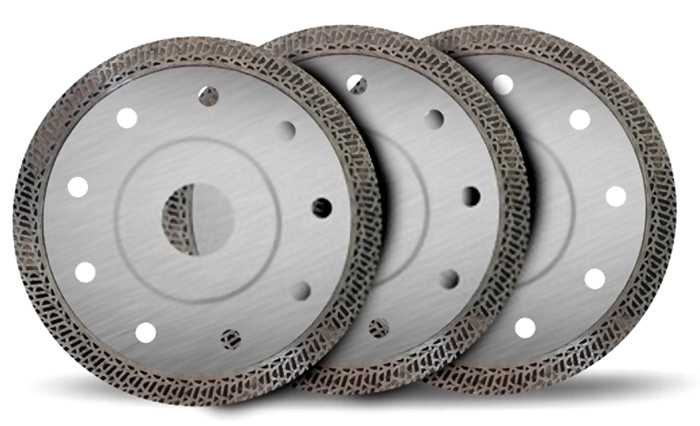 Wet Saw Diamond Blade