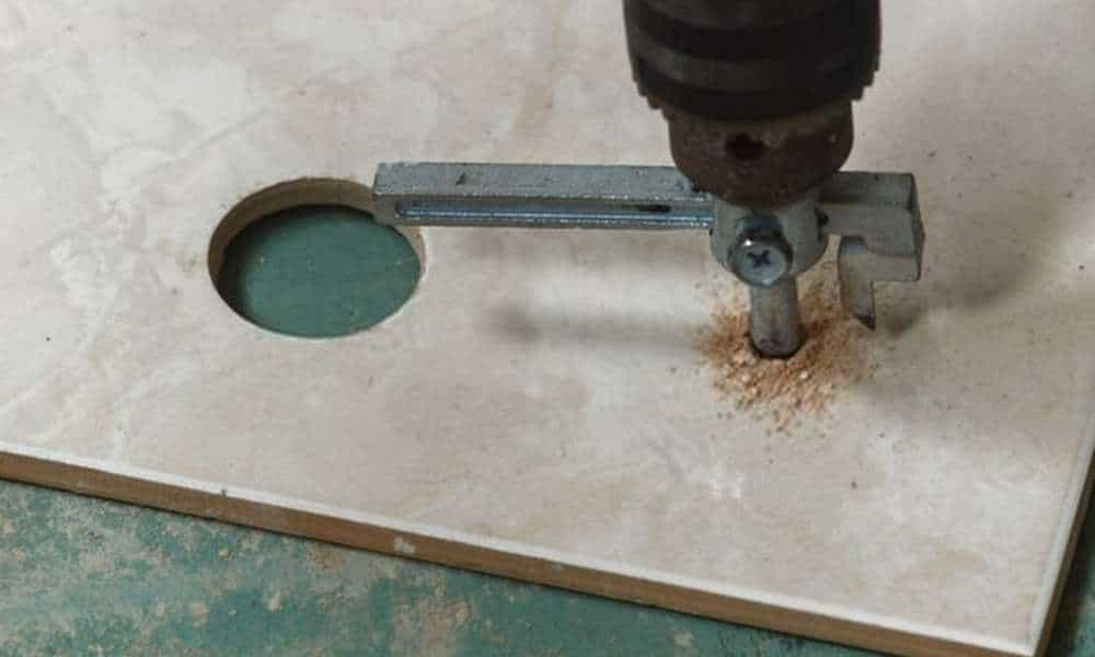 How to Cut a Hole in Tile Like a Pro