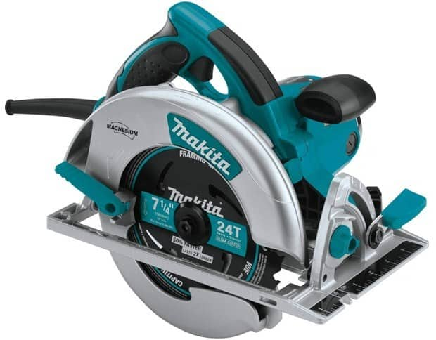 Makita 5007Mg Magnesium 7 1 4-Inch Corded Circular Saw