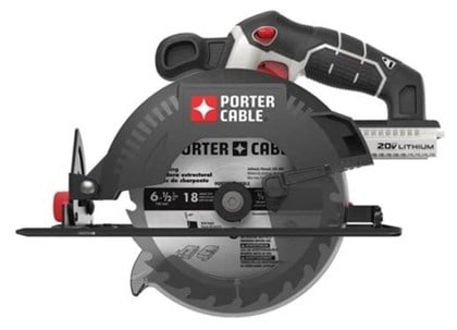 PORTER-CABLE PCC660B Battery Circular Saw