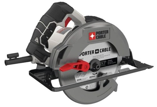 Porter-Cable Pce300 Heavy Duty Corded Circular Saw