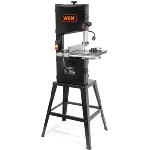 WEN 3962 Two-Speed Band Saw with Stand and Work light