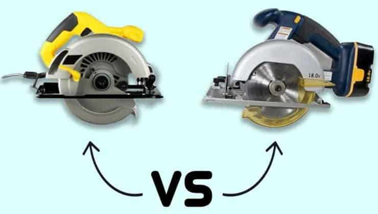 Corded Vs Cordless Circular Saw Which One S Perfect For You