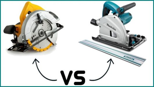 Track Saw vs Circular Saw – What's The Difference?