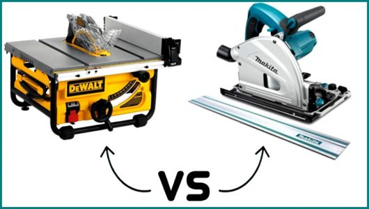 Track Saw vs Table Saw – Which is Better for You?