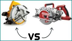 Worm Drive vs Circular Saw – Which is Best for Your Needs?