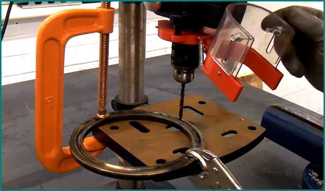 how to drill and tap hardened steel