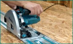 How to Use a Track Saw (Step-by-step Guide)