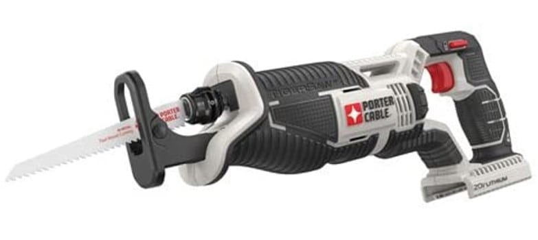 Porter-Cable PCC670B 20-volt Max Lithium Bare Reciprocating Saw
