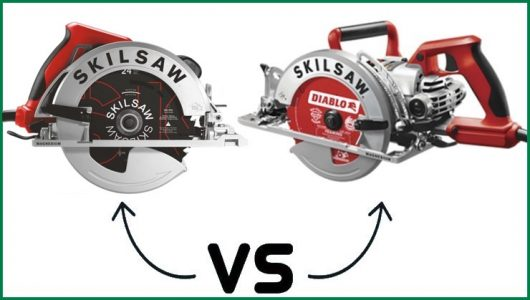 Worm Drive vs Sidewinder Circular Saw: What's the Difference?