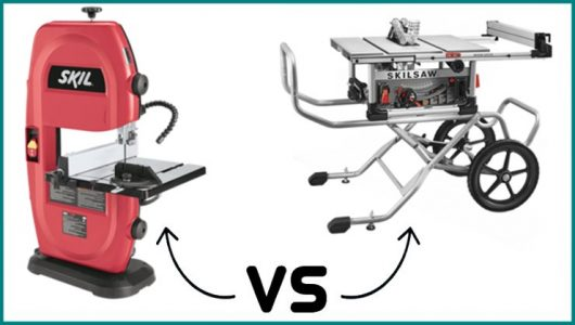 Band Saw vs Table Saw: Which is Better for You?