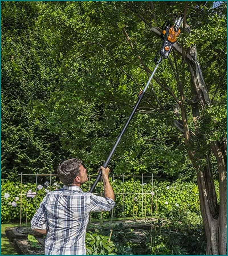 Best electric pole chain saw