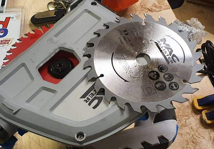 Track Saw blade