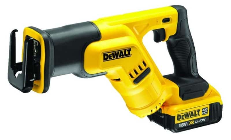 Dewalt DCS387B 20-volt Max Compact Reciprocating Saw with Tool