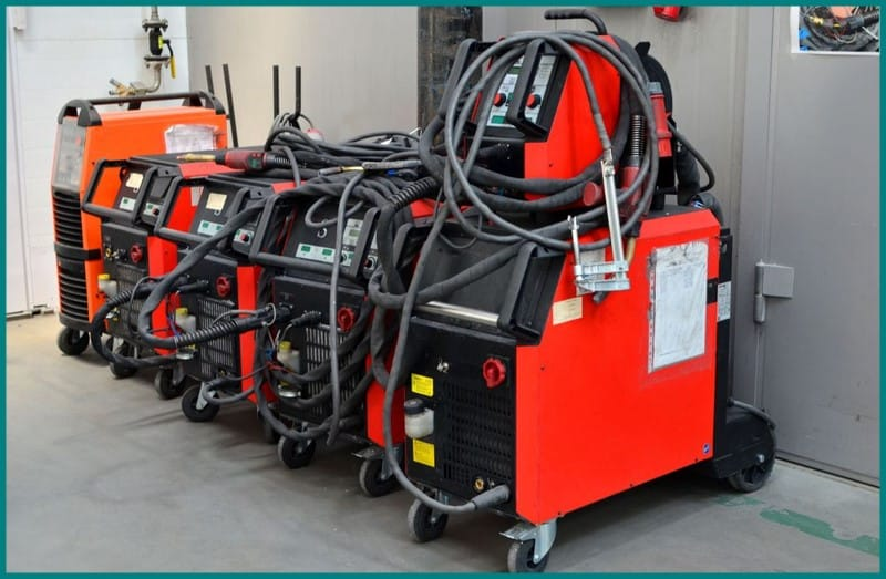 Different Types of Welding Machines