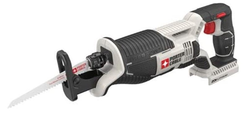 Porter Cable cordless reciprocating saw (PCC670B)