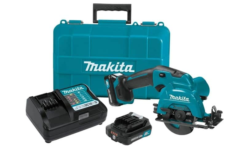 Makita SH02R1 12V Max CXT Lithium-Ion Cordless Circular Saw Kit