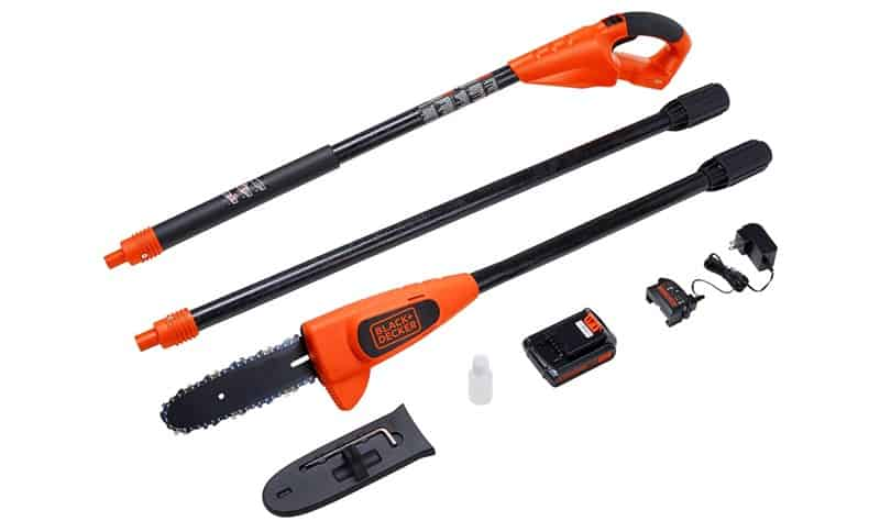 Black and Decker LPP120 Cordless Pole Saw