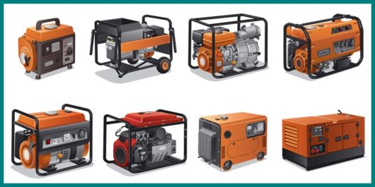 Different Types of Generators & Their Uses (with Pictures)