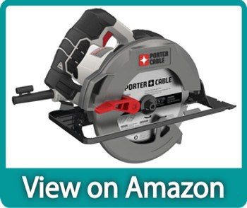 Porter-Cable Pce300 15 Amp Heavy Duty Steel Shoe Circular Saw