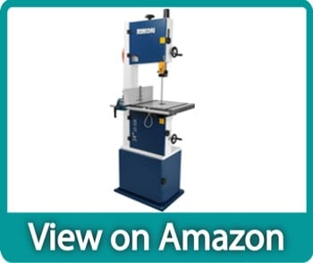 Rikon Power Tools 10-326 14″ Deluxe Bandsaw