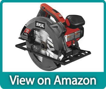 SKIL 5280-01 Circular Saw with Single Beam Laser Guide