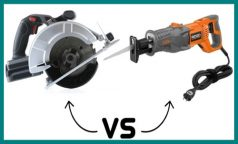 Reciprocating saw Vs Circular saw – Which One is Perfect for Your Project.