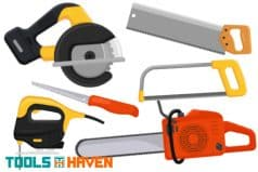 103 Types of Saws and Their Uses