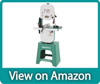 Grizzly Industrial G0555LX - 14 inch 1 HP Deluxe Bandsaw