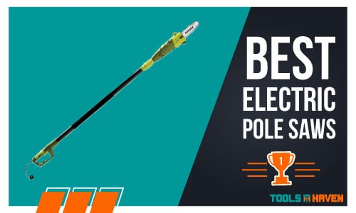 Best Electric Pole Saws for Every Yard in 2021