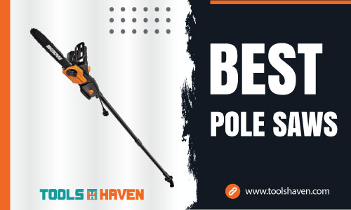 Best Pole Saws of 2021 – [For Smaller Backyards & Gardens]
