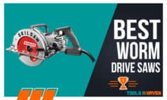 The Best Worm Drive Saws of 2021 – [Details Reviewed]