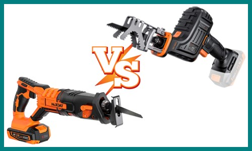 Saber Saw vs Reciprocating Saw – Which One Do I Need?