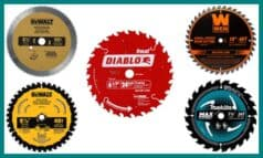 Different Types of Circular Saw Blades For Your Project