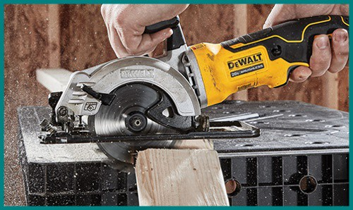 How to Use a Compact Circular Saw