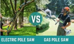 Electric Vs Gas Pole Saw – Which Is Best for Your Garden?