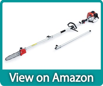 MAXTRA 42.7CC 2-Cycle Powerful Gas Pole Saw with Portable Bag