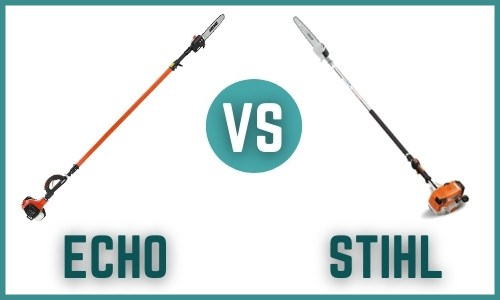 Echo Vs Stihl Pole Saw – Which Brand is Better?