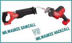 Milwaukee Sawzall Vs Hackzall – Which is Perfect for You?