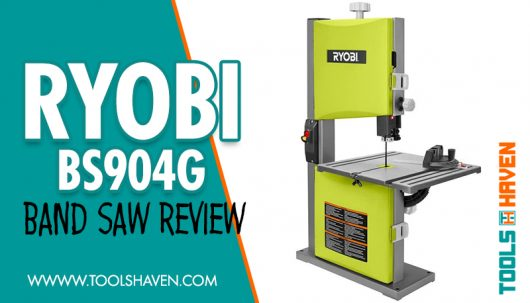 Ryobi Bs904g Review: Best Band Saw for the Most Intricate Cuts