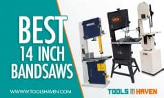 Best 14 Inch Bandsaws in 2021: Reviews & Buying Guide